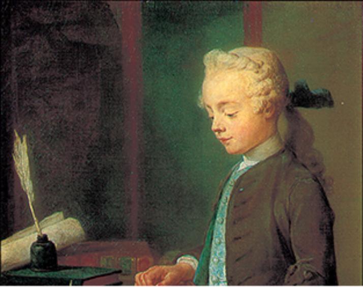 La peinture conte l'enfant au Musée Marmottan